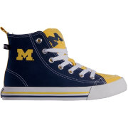 Skicks Michigan Wolverines High Top Sneaker