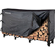 Landmann 8' Firewood Rack with Cover