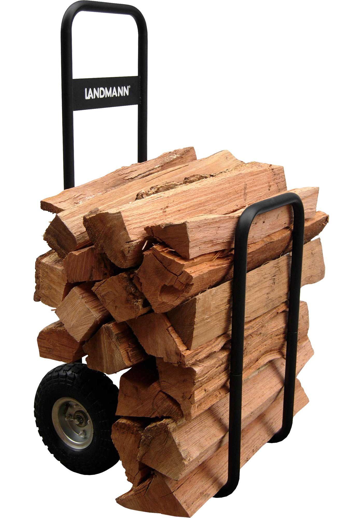 Landmann Log Caddy with Cover