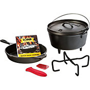 Lodge 7-Piece Cast Iron Camp Set
