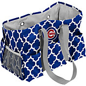 Chicago Cubs Quatrefoil Junior Caddy