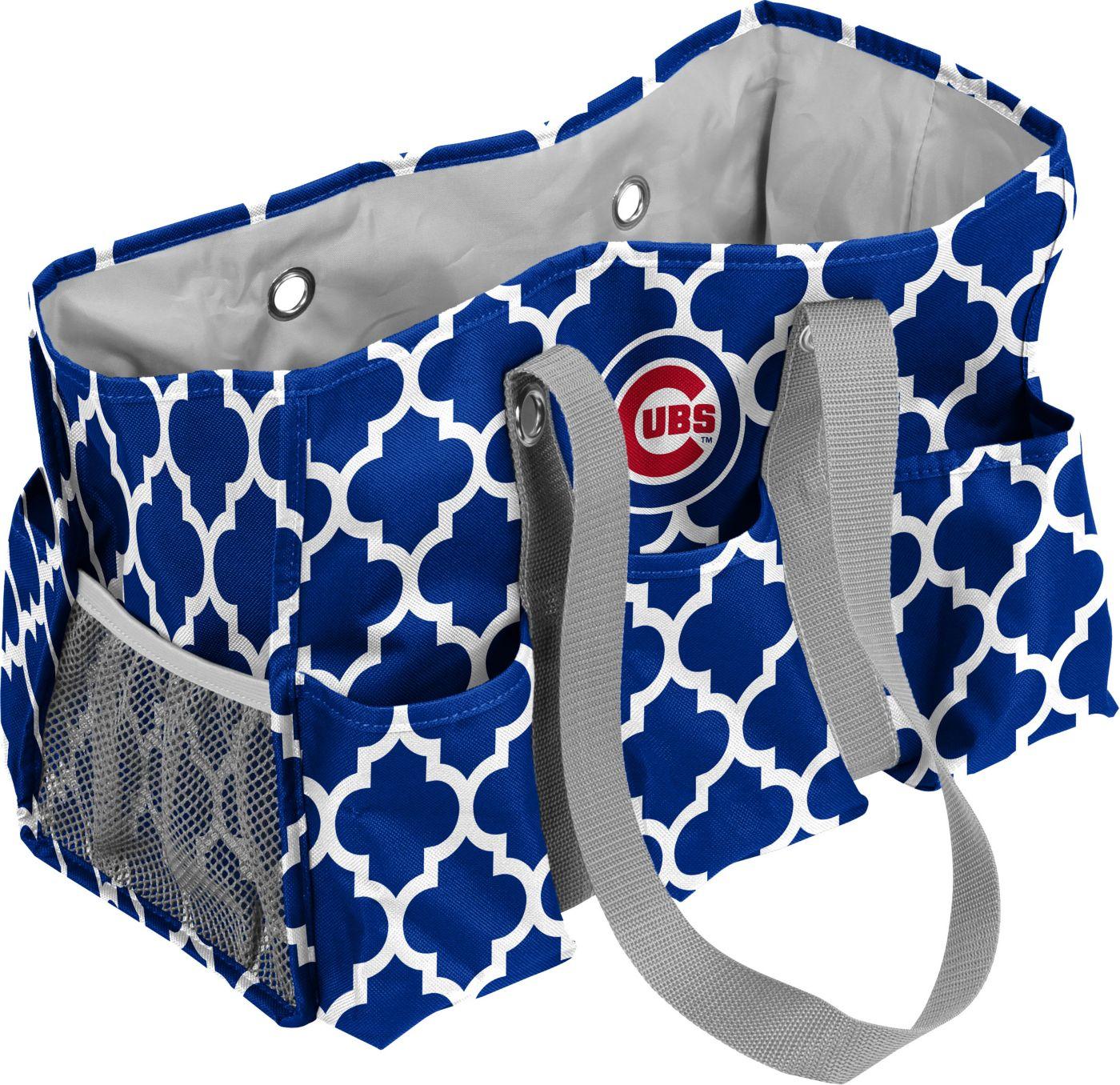 Chicago Cubs Quatrefoil Junior Caddy