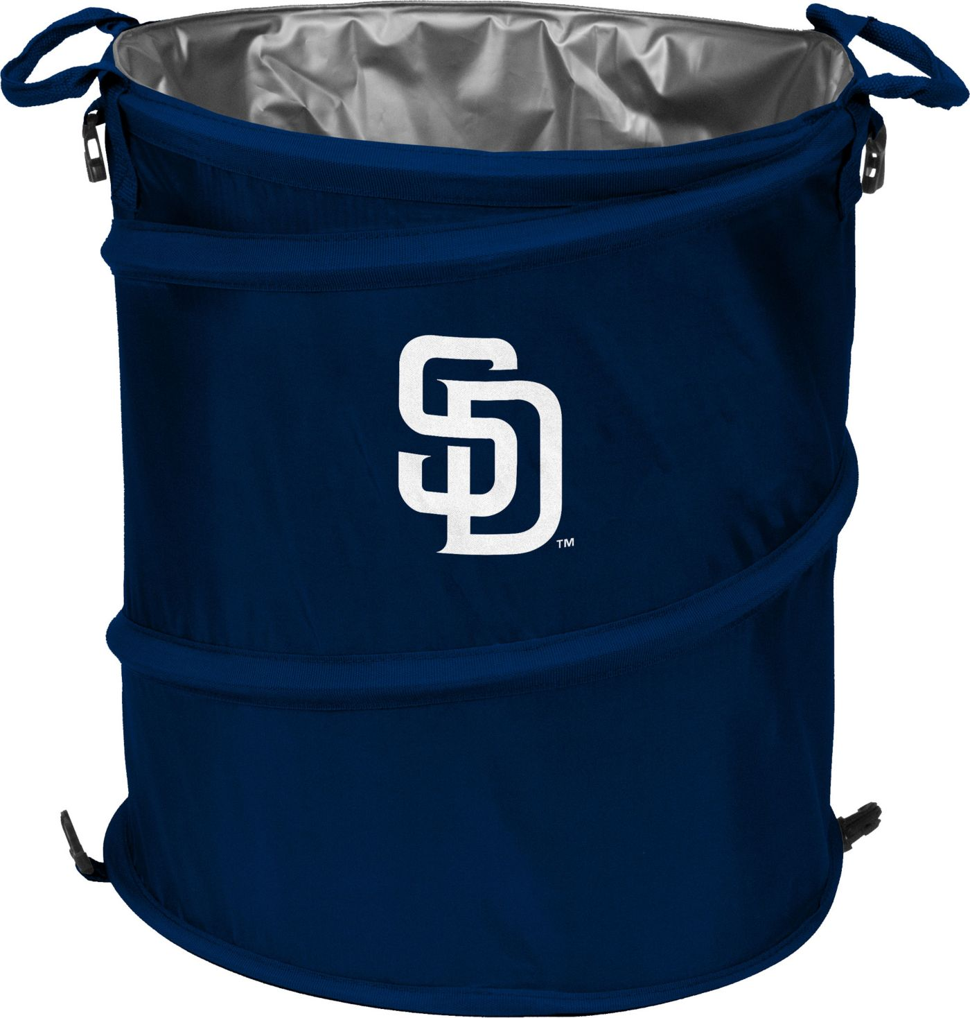 San Diego Padres Trash Can Cooler