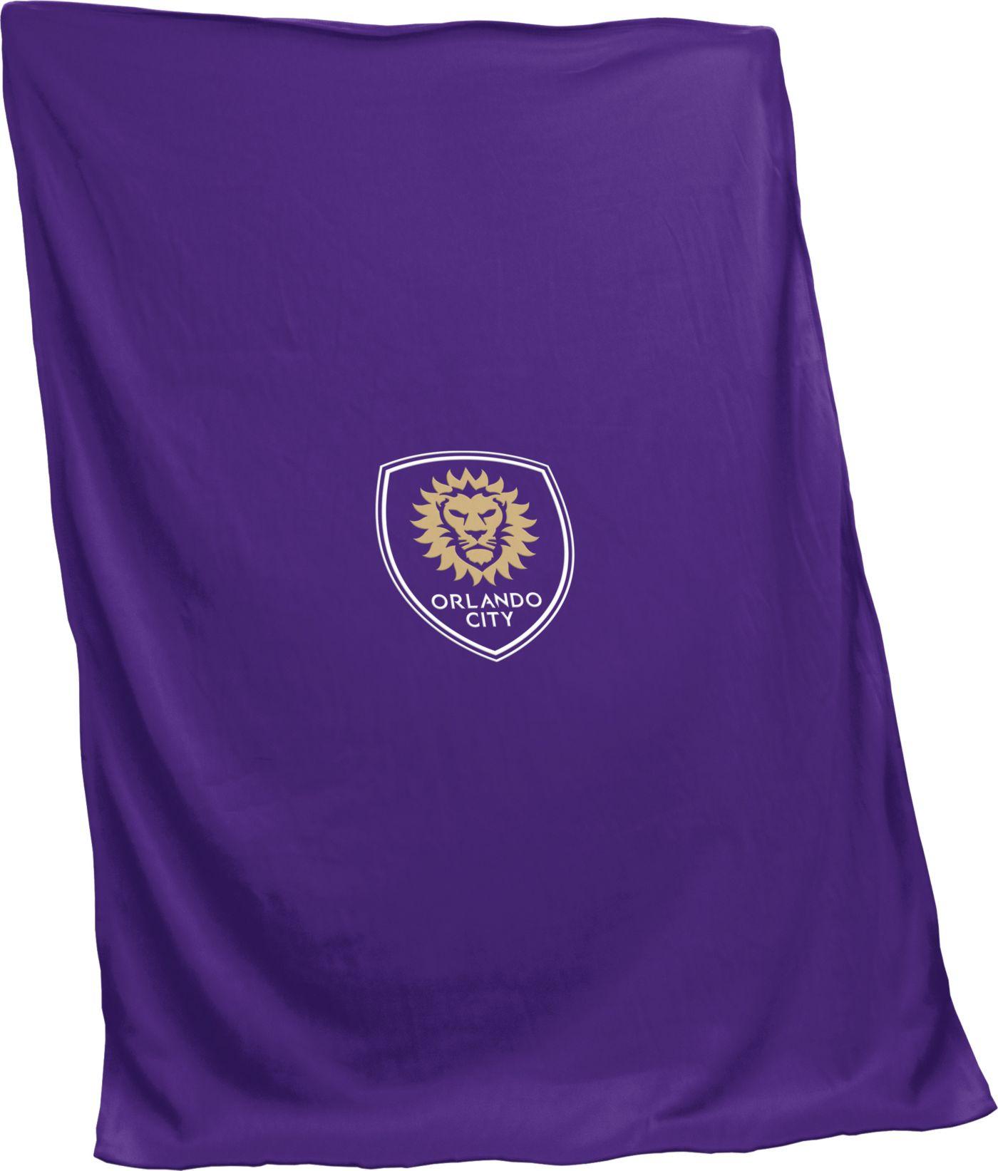 Orlando City Sweatshirt Blanket