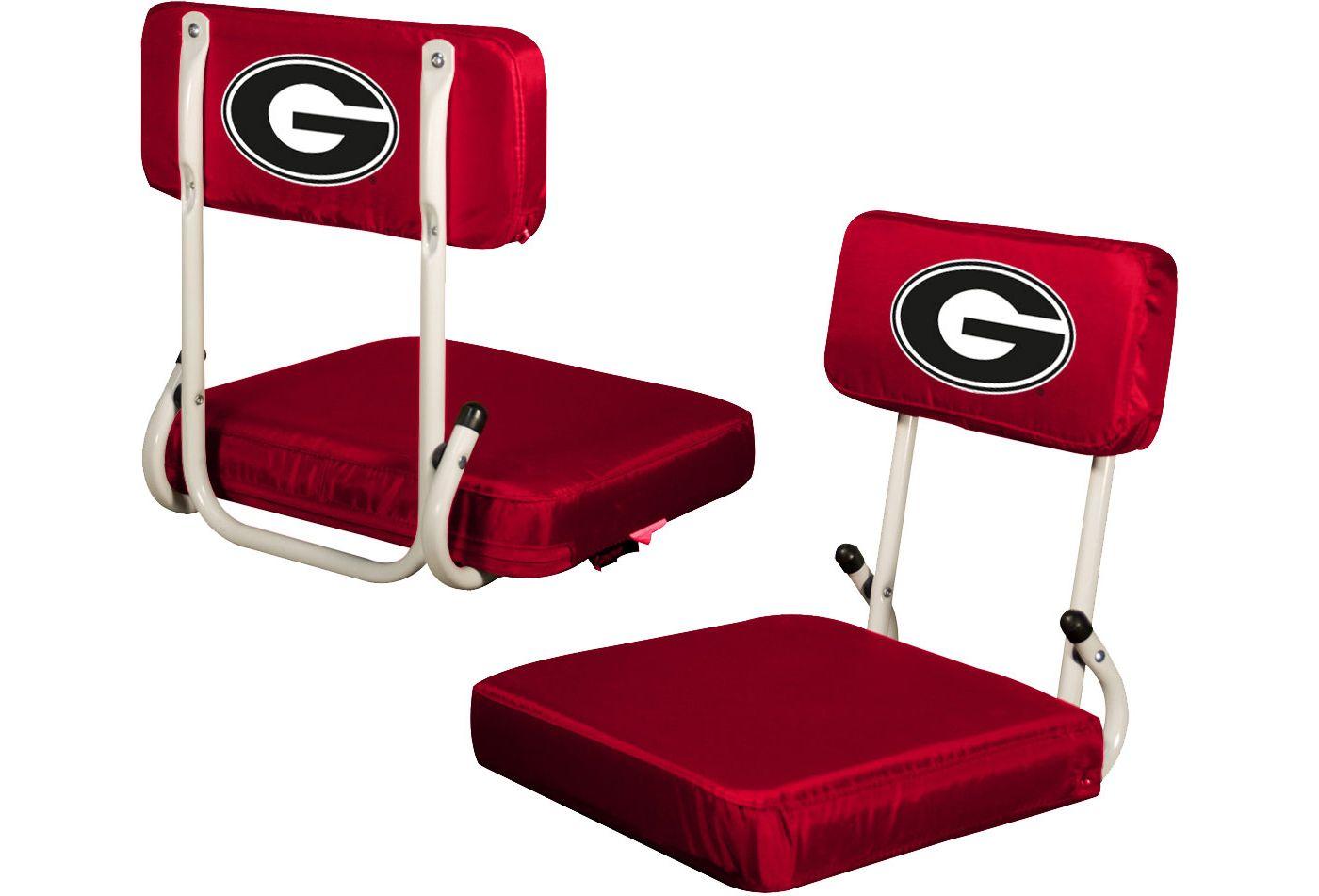 Georgia Bulldogs Hardback Stadium Seat