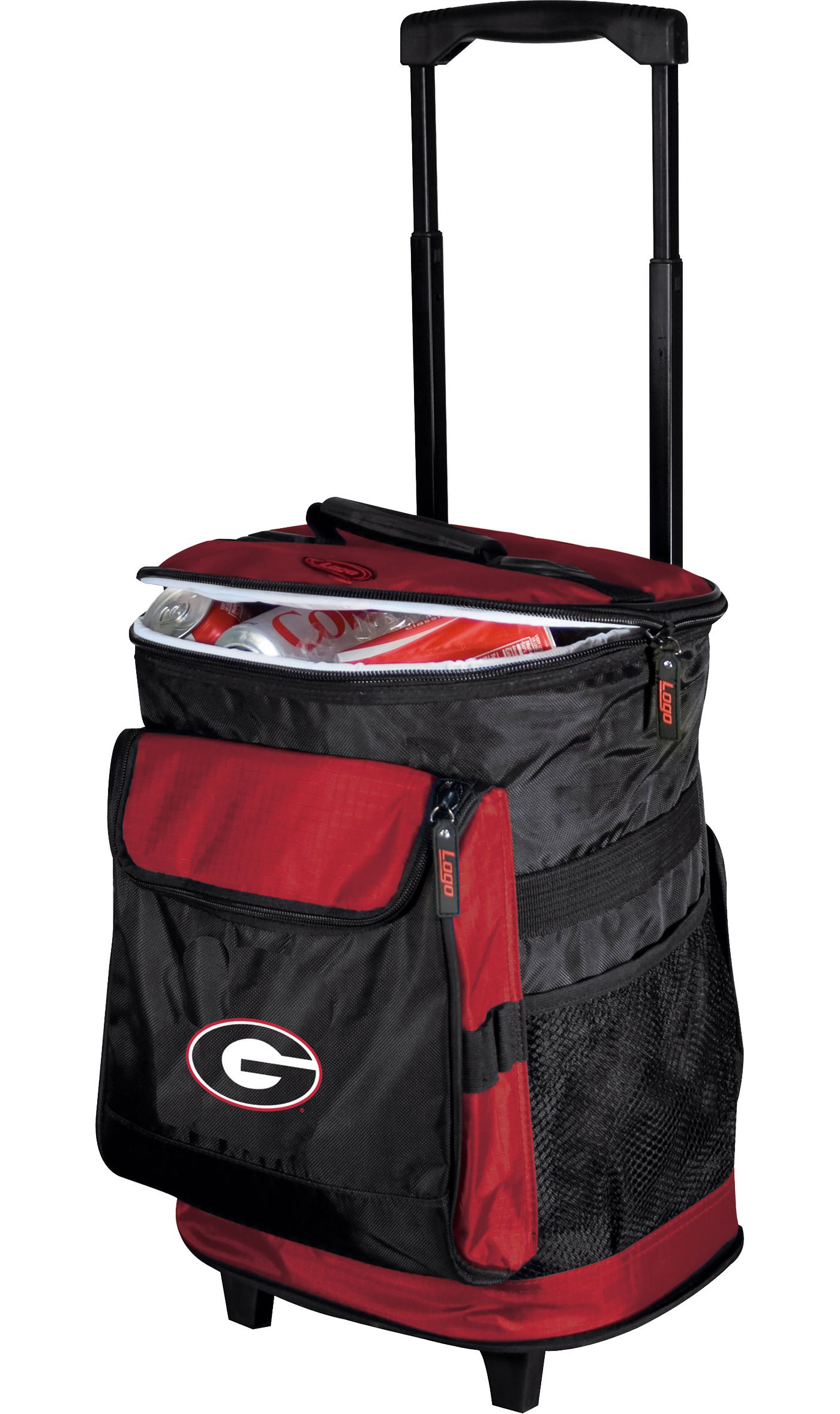Georgia Bulldogs Rolling Cooler