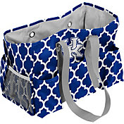 Kentucky Wildcats Quatrefoil Junior Caddy