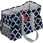 Ole Miss Rebels Quatrefoil Junior Caddy