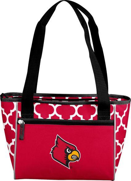 Louisville Cardinals 16 Can Cooler