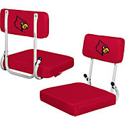 Louisville Cardinals Hardback Stadium Seat