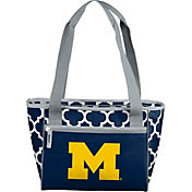 Michigan Wolverines 16 Can Cooler