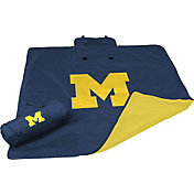 Michigan Wolverines All-Weather Blanket