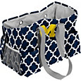 Michigan Wolverines Quatrefoil Junior Caddy
