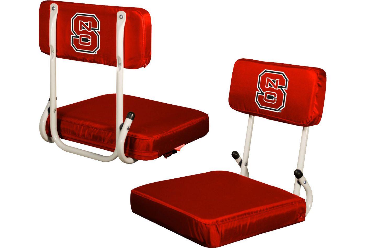 NC State Wolfpack Hardback Stadium Seat