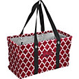 Arkansas Razorbacks Quatrefoil Picnic Caddy