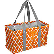 Tennessee Volunteers Quatrefoil Picnic Caddy