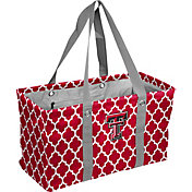 Texas Tech Red Raiders Quatrefoil Picnic Caddy