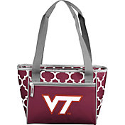 Virginia Tech Hokies 16 Can Cooler