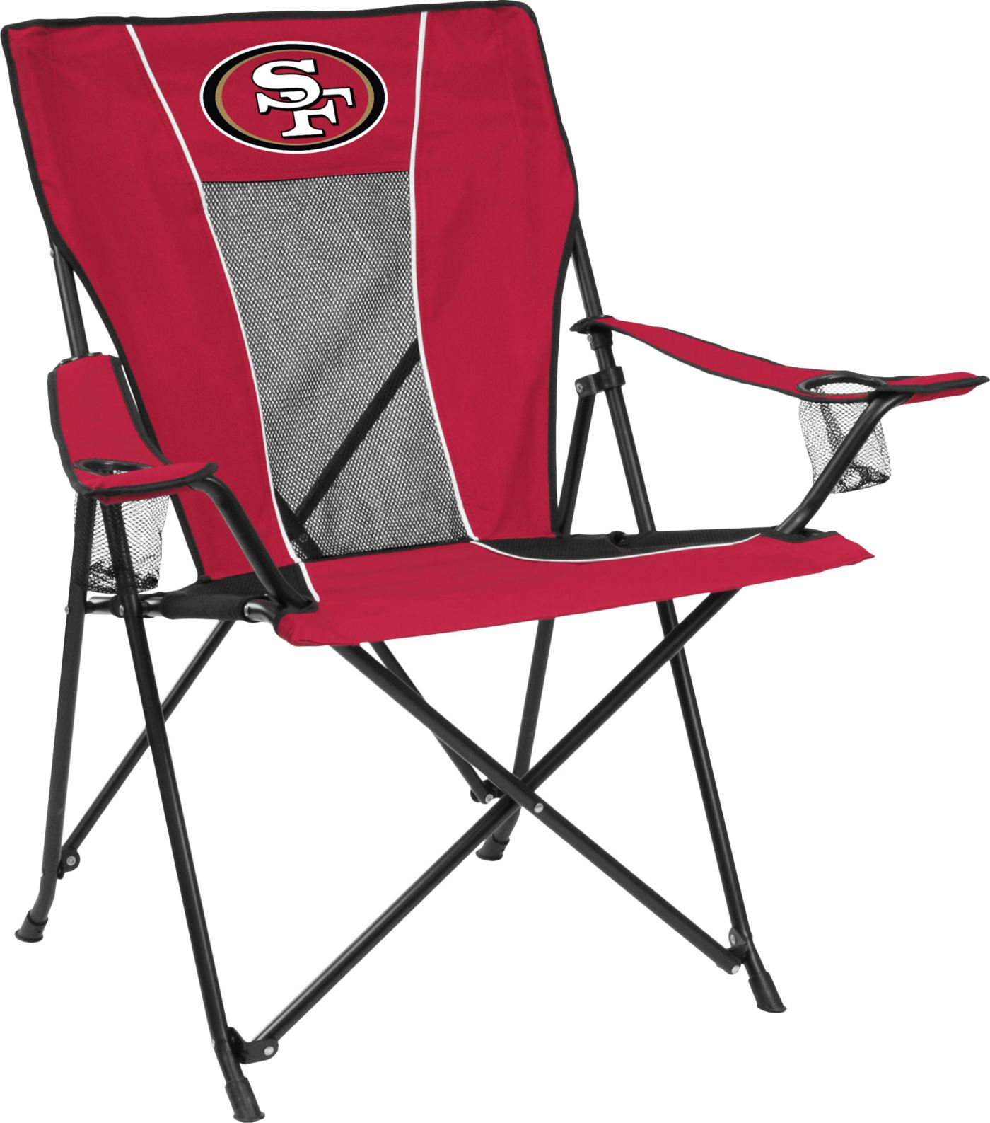 San Francisco 49ers Game Time Chair