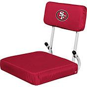San Francisco 49ers Hardback Stadium Seat