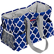 Buffalo Bills Quatrefoil Junior Caddy