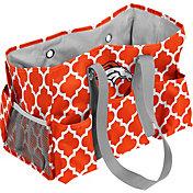 Denver Broncos Quatrefoil Junior Caddy