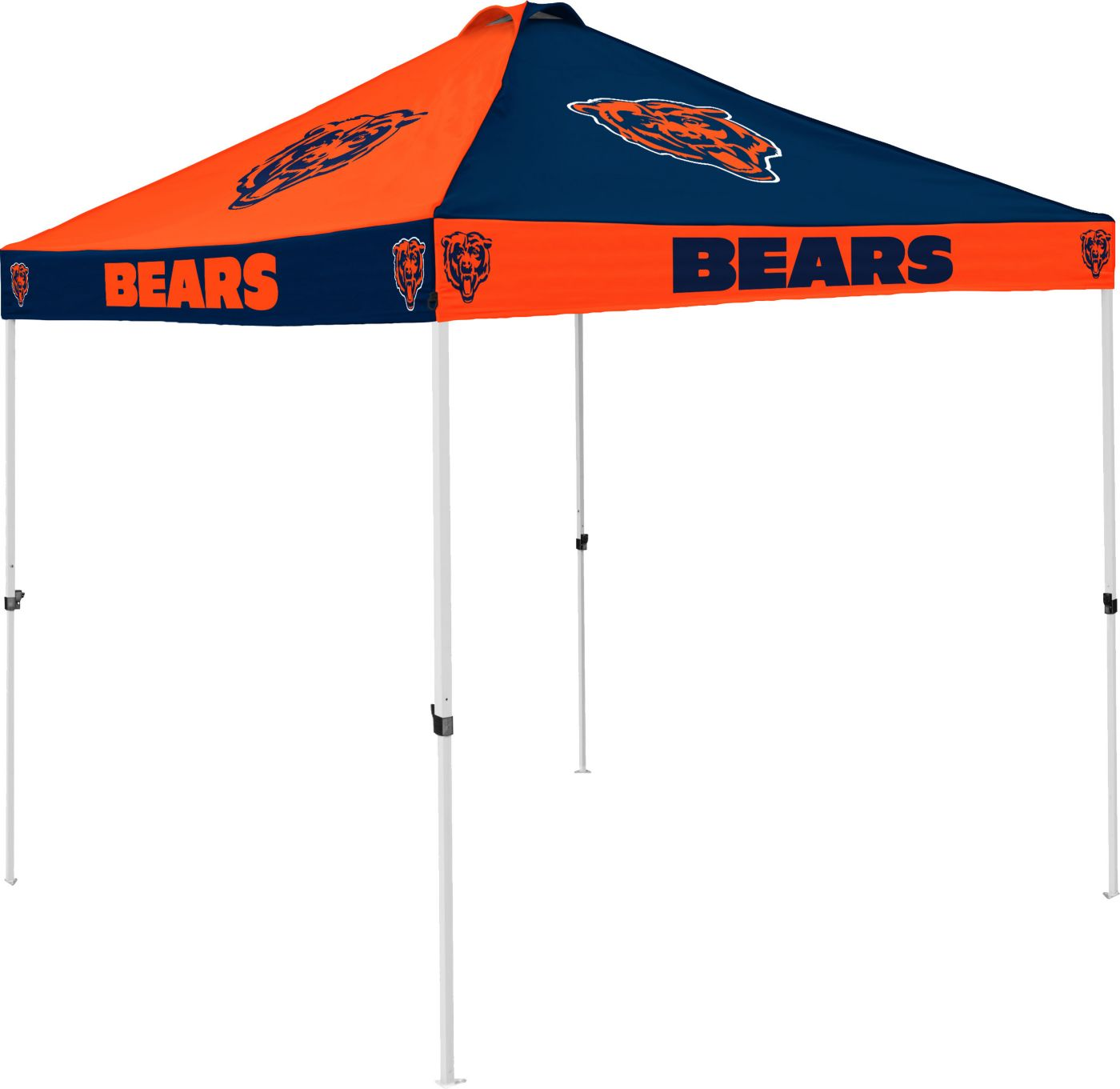 Chicago Bears Checkerboard Tent