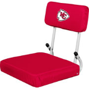 Kansas City Chiefs Hardback Stadium Seat