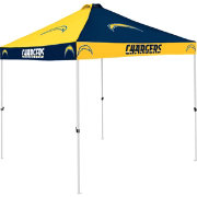 Los Angeles Chargers Checkerboard Tent