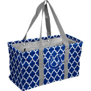 Indianapolis Colts Quatrefoil Picnic Caddy