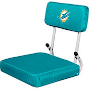 Miami Dolphins Hardback Stadium Seat