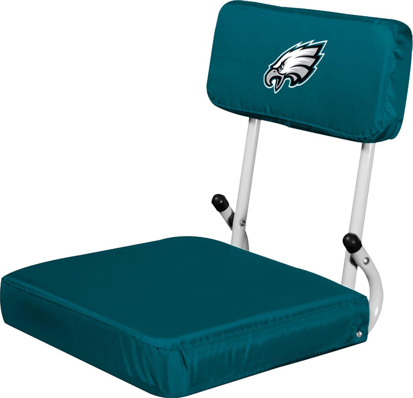 Philadelphia Eagles Hardback Stadium Seat