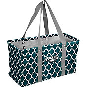 Philadelphia Eagles Quatrefoil Picnic Caddy