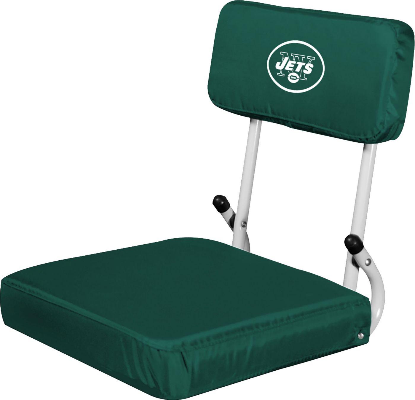 New York Jets Hardback Stadium Seat