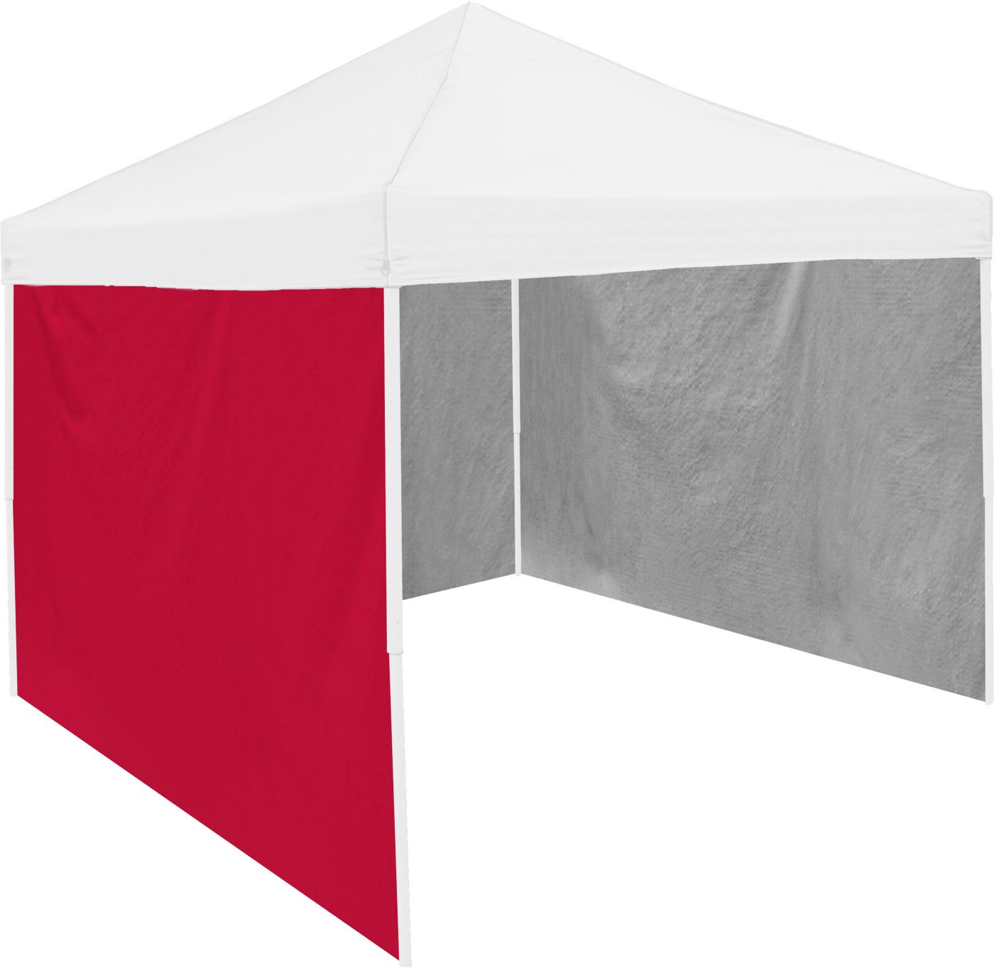 Red Tent Side Panel
