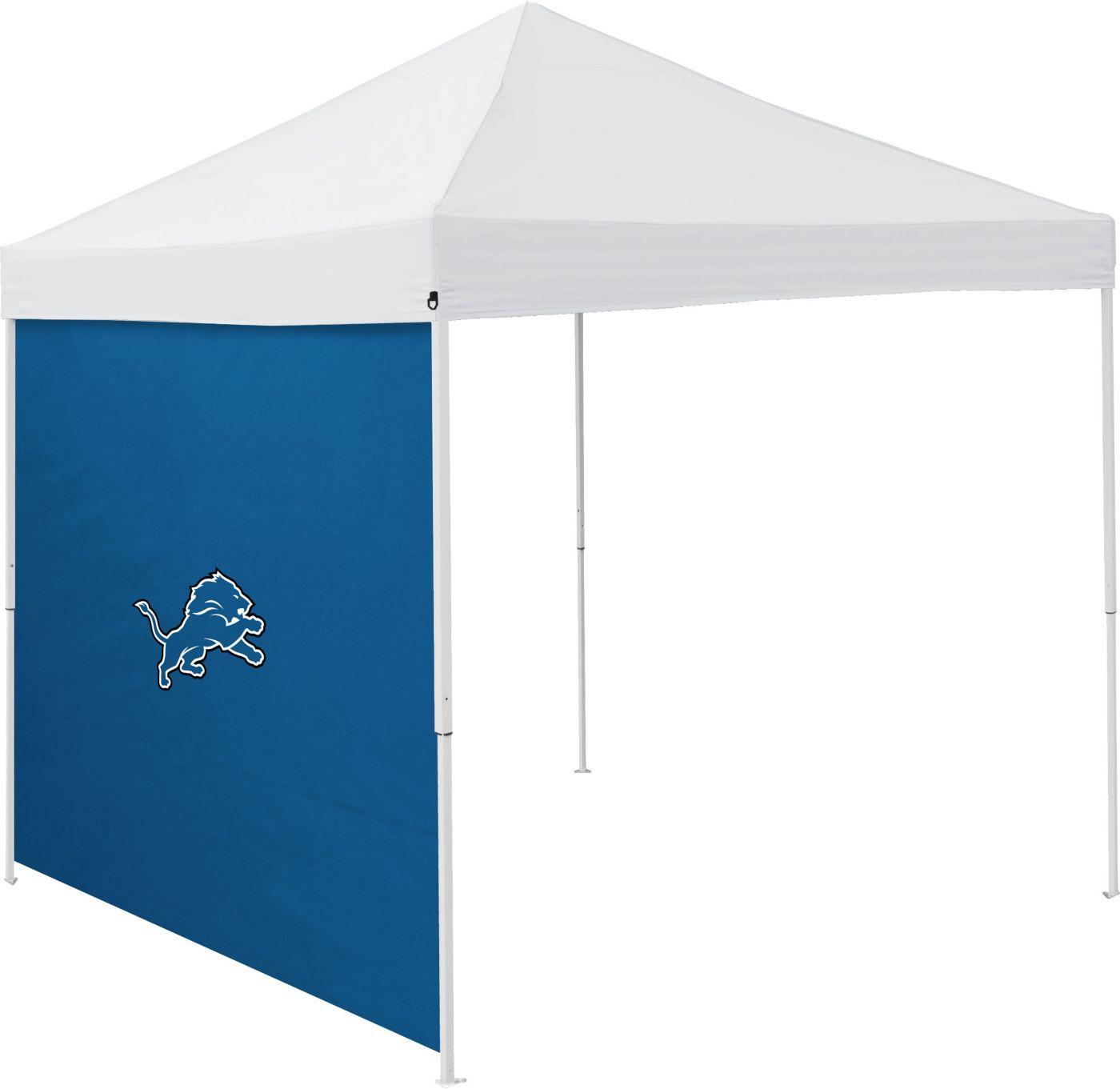 Detroit Lions Tent Side Panel