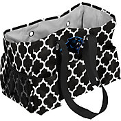 Carolina Panthers Quatrefoil Junior Caddy