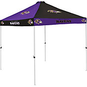 Baltimore Ravens Checkerboard Tent