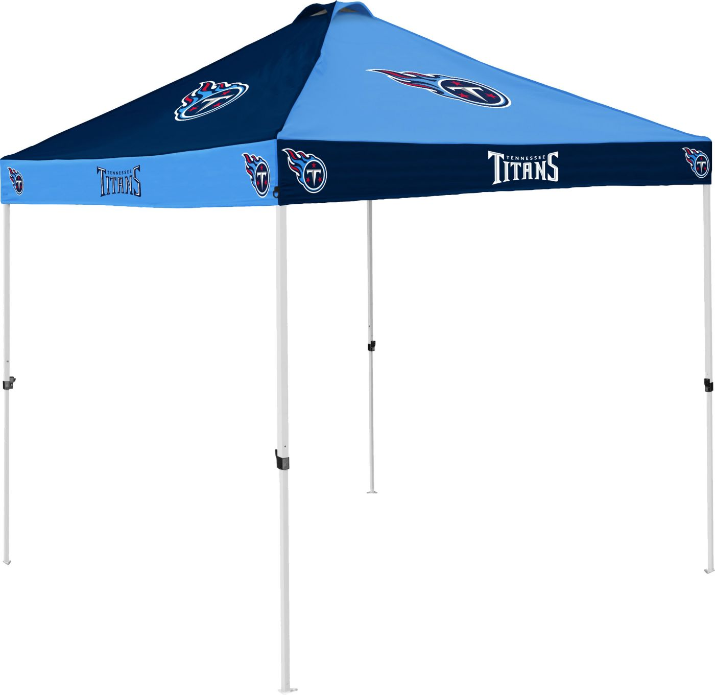 Tennessee Titans Checkerboard Tent