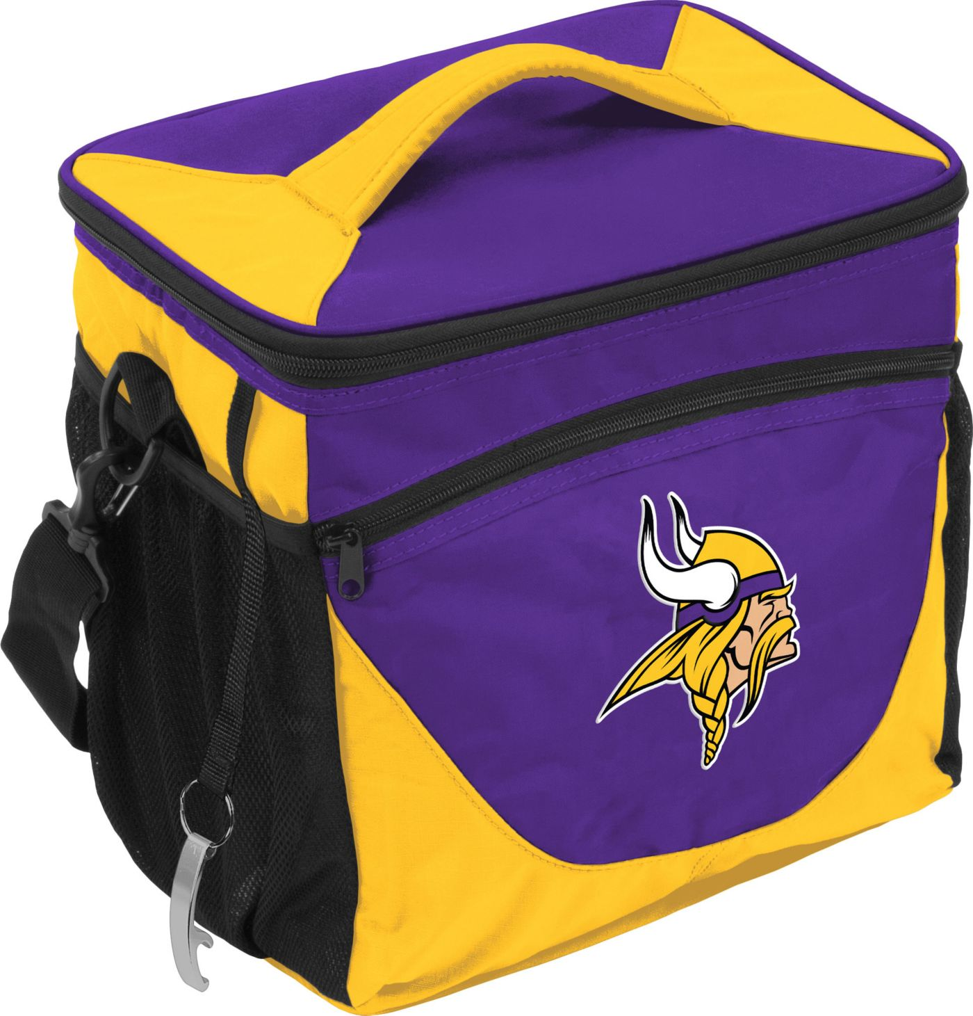 Minnesota Vikings 24 Can Cooler