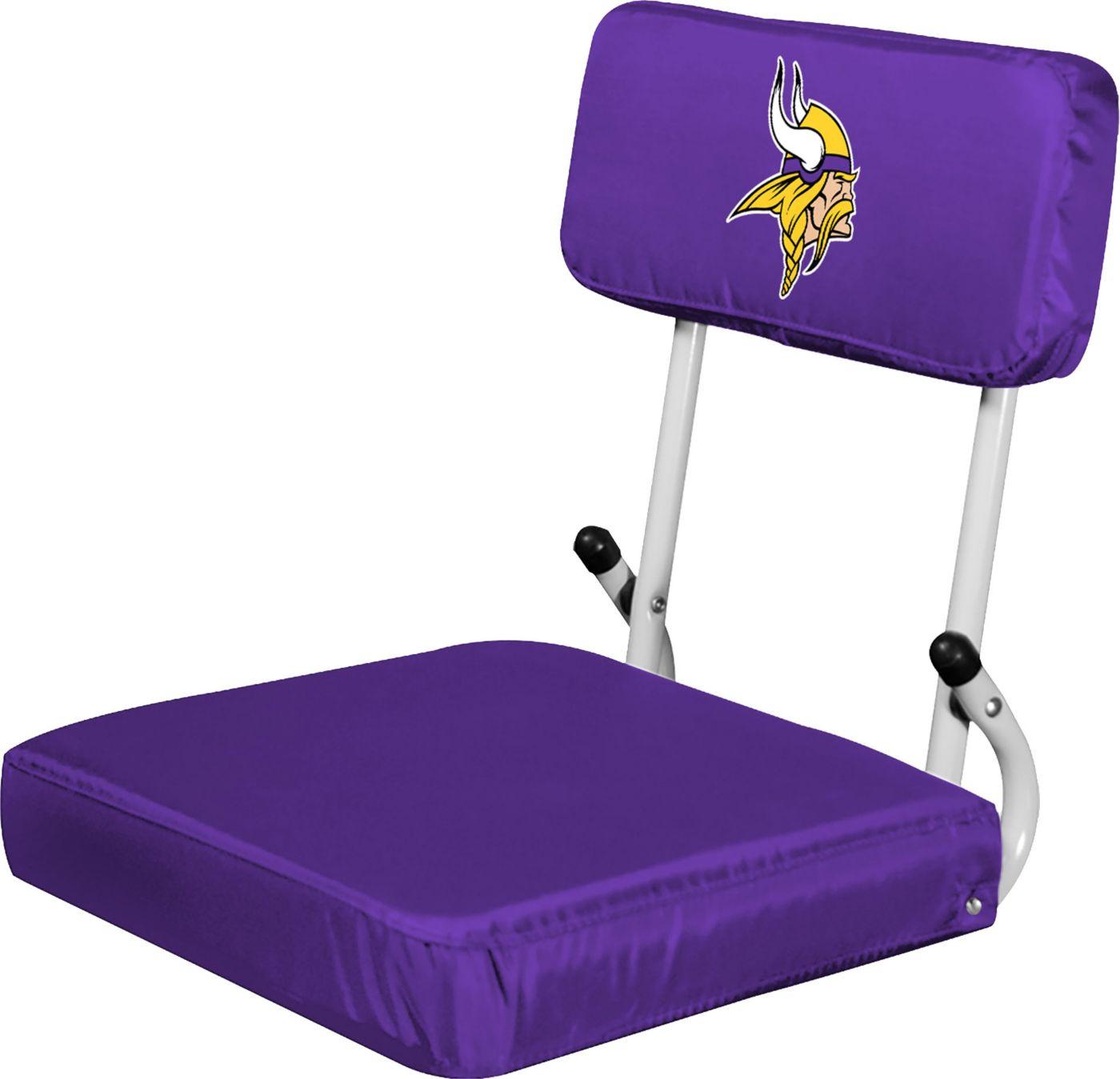 Minnesota Vikings Hardback Stadium Seat