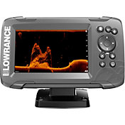 Lowrance HOOK2-5x Splitshot HDI GPS Fish Finder (000-14016-001)