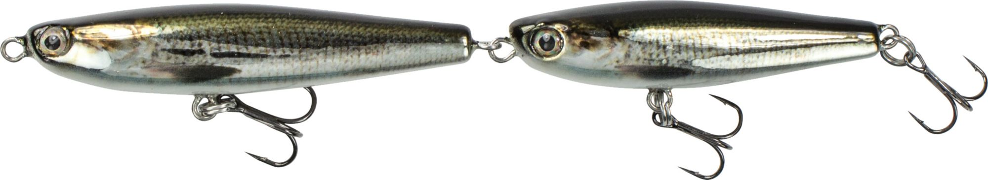 Lunkerhunt Link Topwater Lure, Gizzard Shad