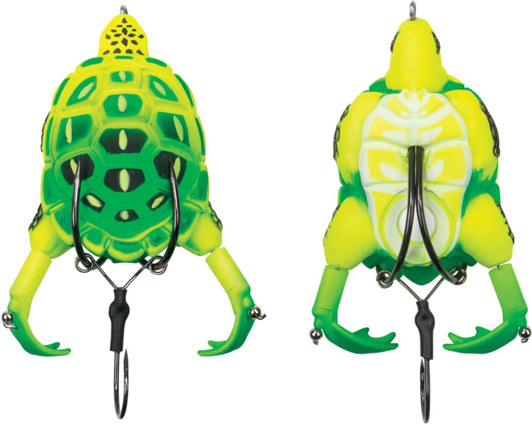 Lunkerhunt Yappa Frog Choice of Colors