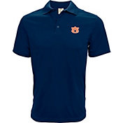 Levelwear Men's Auburn Tigers Blue Helium Polo
