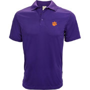 Levelwear Men's Clemson Tigers Regalia Helium Polo