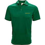 Levelwear Men's Oregon Ducks Green Helium Polo