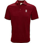 Levelwear Men's Stanford Cardinal Cardinal Helium Polo
