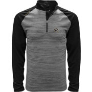 Levelwear Men's Vanderbilt Commodores Grey Vandal Quarter-Zip Shirt