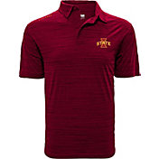 Levelwear Men's Iowa State Cyclones Cardinal Sway Polo